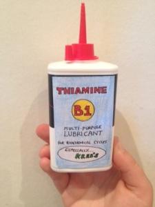 thiamine oil