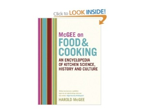 new edition of harold mcgee's book - updated and more comprehensive, but more of a pain to carry around