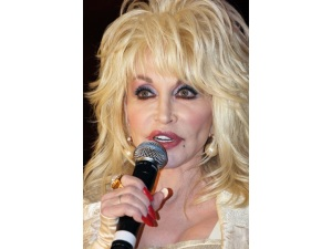 Dolly Parton - from Wikimedia commons