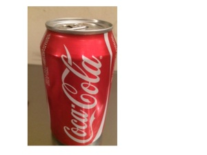 Fizzy drinks contain a lot of sucrose